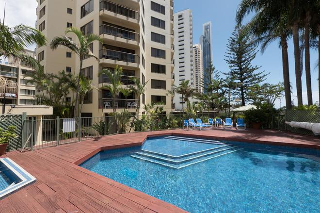 Aloha Apartments - Surfers Paradise - Pool