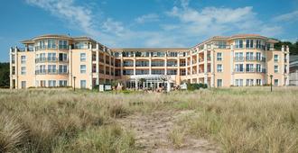 貝維德爾嘉瑞酒店 - 沙博伊茨 - 提門多夫 施特汗特 - 建築