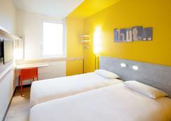 日內瓦機場宜必思快捷酒店 - 費爾尼爾 - 日內瓦 - 臥室