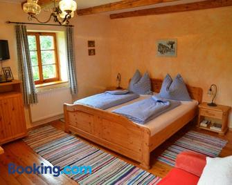 Staudachhof - Althofen - Bedroom