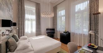 Boutiquehotel Dreesen, Villa Godesberg - בון - חדר שינה