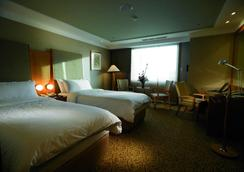 Daegu Grand Hotel - Ντέγκου - Κρεβατοκάμαρα