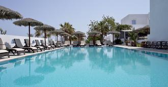 Alexandra Hotel - Kamari - Pool