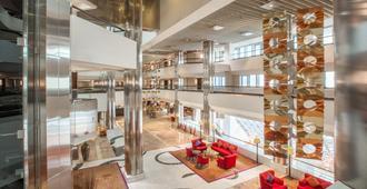 Crowne Plaza Dubai - Deira - Ντουμπάι - Σαλόνι ξενοδοχείου
