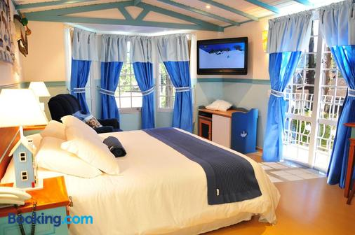 Canada Lodge - Campos do Jordão - Bedroom