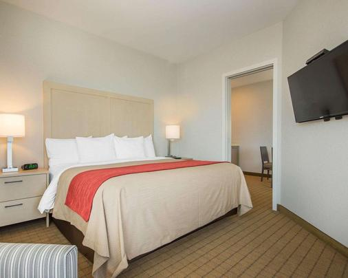 Comfort Inn & Suites - Campbell River - Makuuhuone
