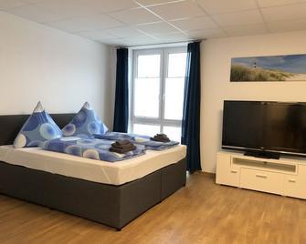 Fewo Und Meer Whv - Wilhelmshaven - Bedroom