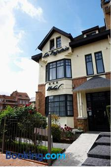 Hotel La Roseraie - Wemmel - Building