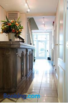 Hotel La Roseraie - Wemmel - Hallway