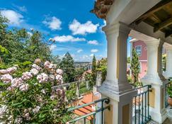 Lawrences Hotel - Sintra - Vista del exterior
