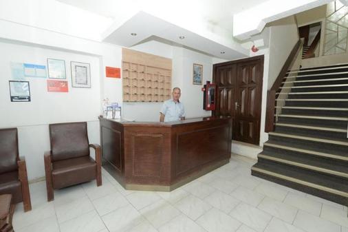 里沃利酒店 - 耶路撒冷 - 耶路撒冷 - 櫃檯