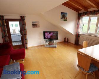 Haus Reichenbach - Glottertal - Living room