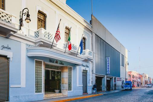 Hotel Colon - Mérida - Rakennus