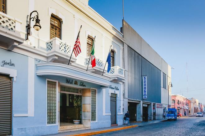 Hotel Colón - Mérida - Edificio