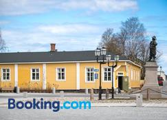 Langin Kauppahuone - Raahe - Edificio