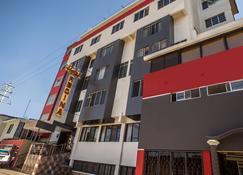 Hotel Regina - Cochabamba - Edificio