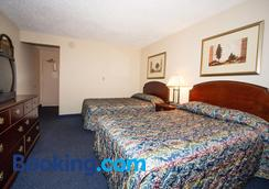 The Mulberry Inn and Plaza at Fort Eustis - Newport News - Bedroom