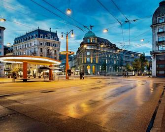 City Hotel Biel Bienne - Biel - Building