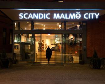 Scandic Malmö City - Malmö - Gebäude