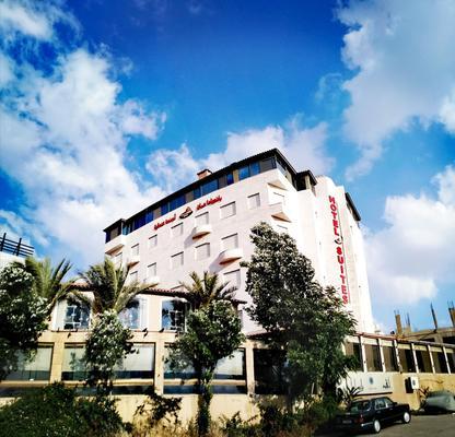 Panorama Amman Hotel Suites - Amman - Building