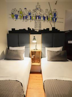 City Rooms Nyc - Chelsea - New York - Schlafzimmer