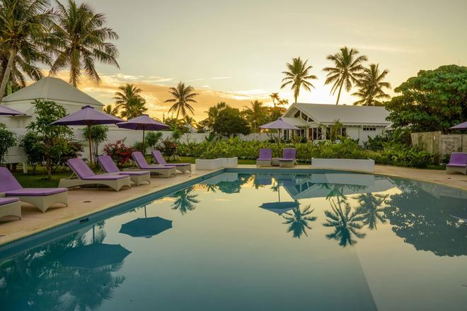 Tamanu on the Beach - Port Vila - Πισίνα