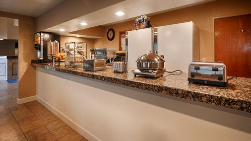 Best Western Executive Inn & Suites - Colorado Springs - Buffet