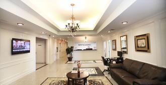 Montecassino Hotel And Event Venue - טורונטו - לובי