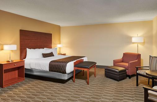 貝斯特韋斯特密爾沃基機場會議中心酒店 - 密爾瓦基 - 密爾沃基 - 臥室