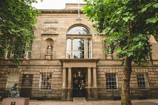 The City Rooms - Leicester - Building