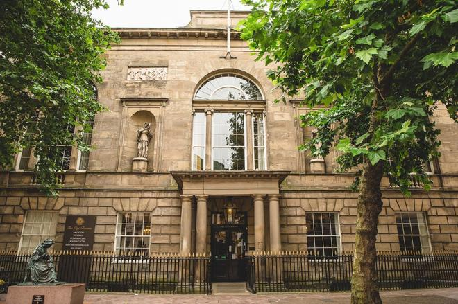 The City Rooms - Leicester - Rakennus