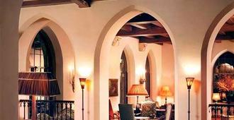 Chateau Marmont - לוס אנג'לס - לובי
