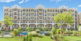 和諧套房大渡假村飯店 - 陽光海灘 - 建築