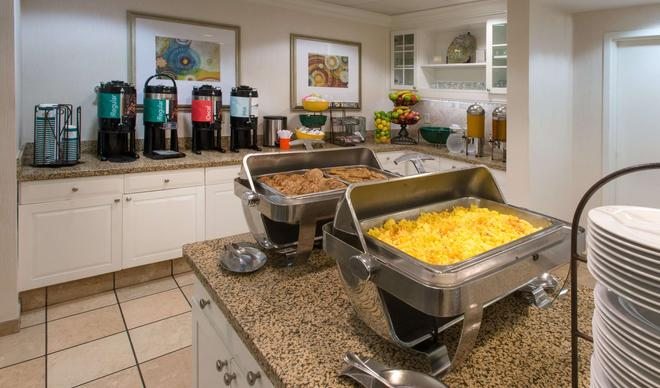 Homewood Suites by Hilton Montgomery - Montgomery - Buffet