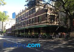 Mercantile Hotel The Rocks - Sydney - Building