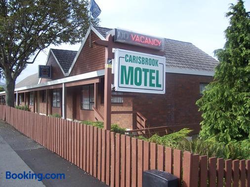 Carisbrook Motel - Dunedin - Building