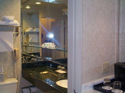 Carlyle Hotel - Campbell - Baño