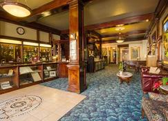 Historic Cary House Hotel - Placerville - Lobby