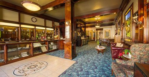 Historic Cary House Hotel - Placerville - Bar