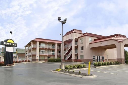 Days Inn by Wyndham Nashville Airport - Nashville - Toà nhà