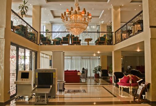 Bole Ambassador Hotel - Addis Ababa - Lobby