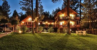 Alpenhorn Bed And Breakfast Inn - Big Bear Lake - Edificio