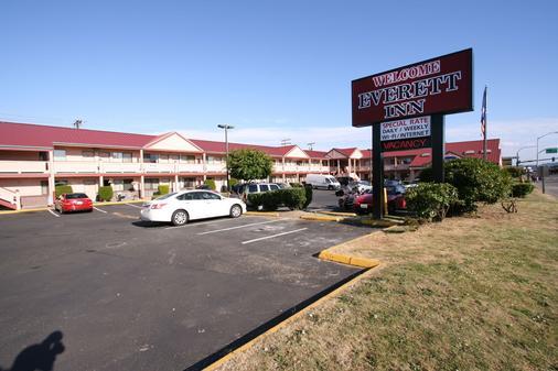 Welcome Everett Inn - Everett - Toà nhà