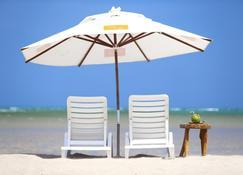 Anga Beach Hotel - São Miguel dos Milagres - Patio