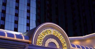 Golden Nugget Las Vegas Hotel & Casino - Las Vegas - Byggnad