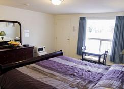 Prince Motel - Prince George - Κρεβατοκάμαρα