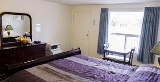 王子汽車旅館 - 喬治王子城 - 喬治王子城 - 臥室