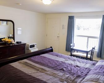Prince Motel - Prince George - Bedroom