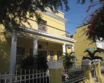 Hotel Las Arenas - Пиура - Здание
