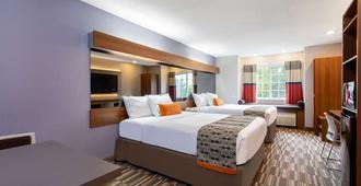 Microtel Inn & Suites by Wyndham Philadelphia Airport - Philadelphia - Bedroom